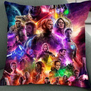 Marvel Avengers Endgame Pillow Case NWT
